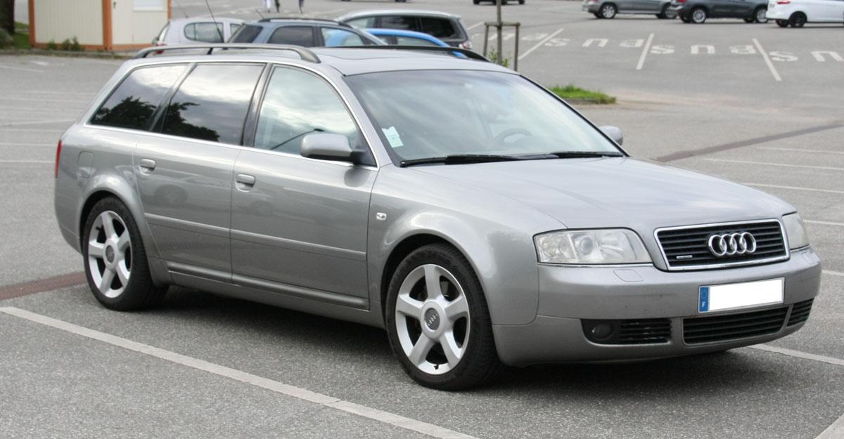 A6 C5 Avant 2003 - Quattro - Tiptro - 180 PS (BAU)